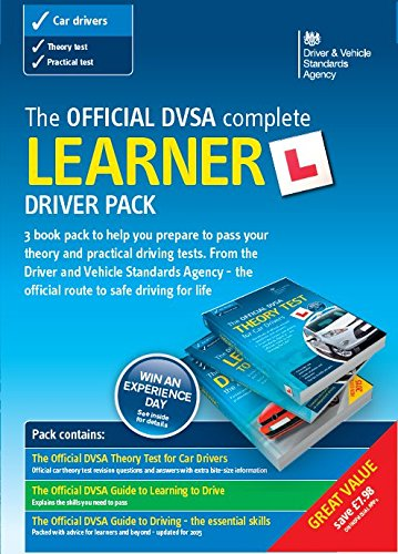 9780115533150: The official DVSA complete learner driver pack: [printed version]