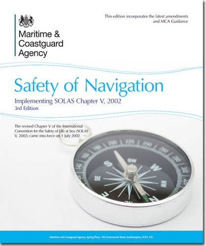 9780115533167: Safety of Navigation: Implementing Solas, Chapter V