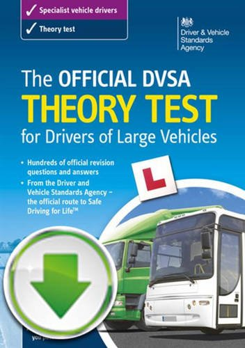9780115533396: The official DVSA theory test for drivers of large vehicles interactive download (2014 edition)