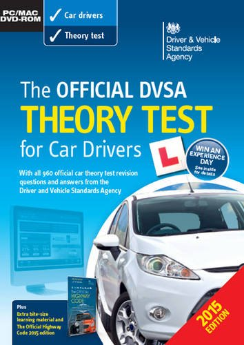 9780115533495: Off Dvsa Theory Test for Car DVD-Rom2015