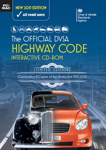 9780115533891: The official highway code interactive CD-ROM