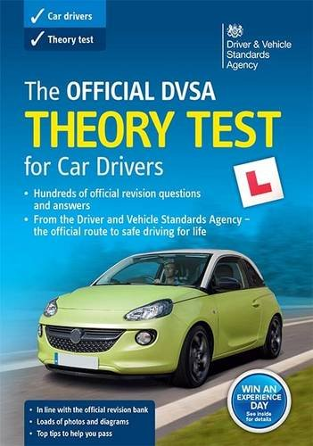 9780115534195: DVSA Official 2015 Theory Test for Car Drivers Book