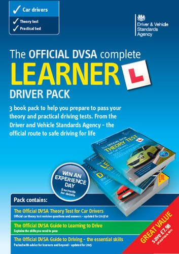 9780115534201: The Official DVSA Complete Learner Driver Pack 2015