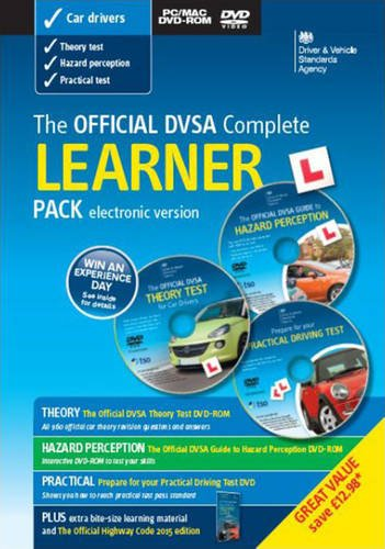 9780115534232: The official DVSA complete learner driver pack [DVD]