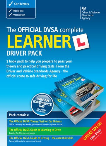 9780115534669: The official DVSA complete learner driver pack [DVD]