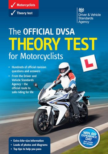 DVSA Theory Test M/cyclists book