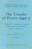 9780115800818: Transfer of Power in India, 1942-47: The Post-war Phase - New Moves by the Labour Government, Aug.1 1945-Mar.22 1946 v. 6 (Constitutional relations ... & India. The transfer of power, 1942-47)