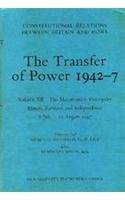 9780115800870: The Mountbatten Viceroyalty: Princes, Partition and Independence, July 8-Aug. 15, 1947 (Constitutional relations between Britain & India. The transfer of power, 1942-47)