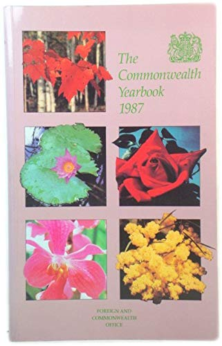 9780115802362: Yearbook of the Commonwealth, 1987 (Commonwealth Yearbook)