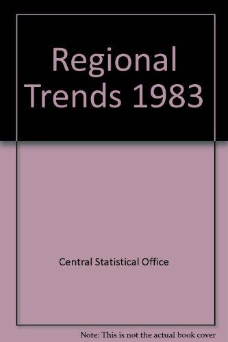 9780116200099: Regional Trends