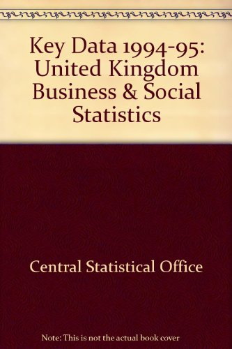 9780116206534: Key Data 1994/95