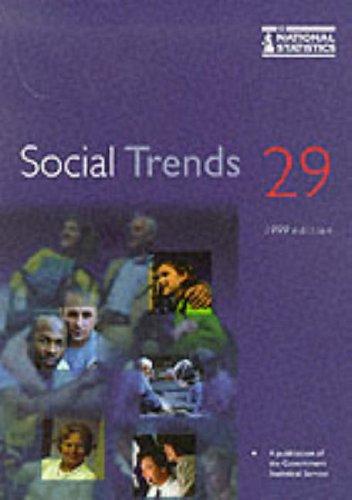 9780116210678: Social Trends: 29