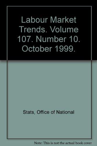 9780116211088: Labour Market Trends