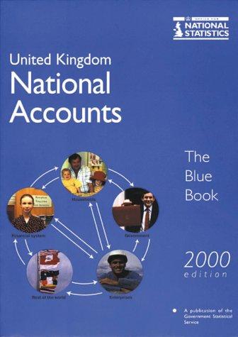 9780116211620: United Kingdom National Accounts 1999
