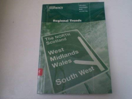 Regional Trends, 2000 Edition