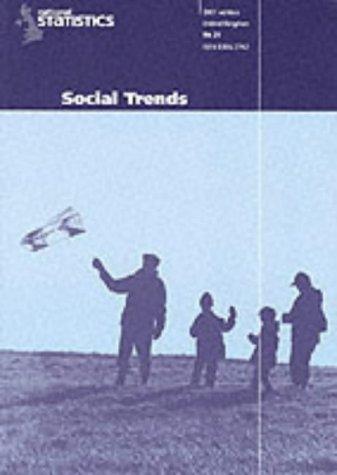 9780116213846: Social Trends: 31, 2001