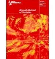 9780116217318: Annual Abstract of Statistics 2004