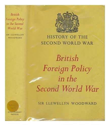 9780116300904: British Foreign Policy in the Second World War (History of 2nd World War)