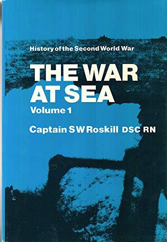 9780116301888: War at Sea, 1939-45, Vol.1: The Defensive (History of 2nd World War)
