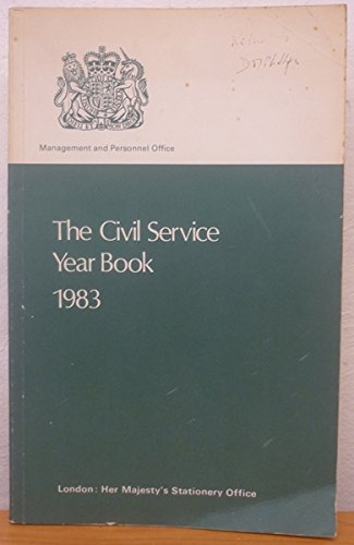 9780116304520: Civil Service Year Book 1983