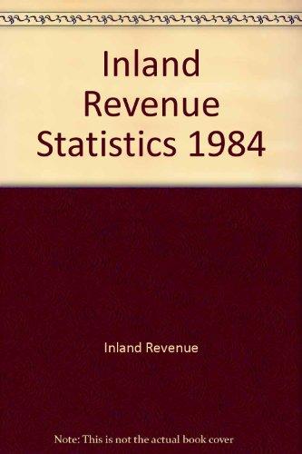 9780116413574: Inland Revenue Statistics