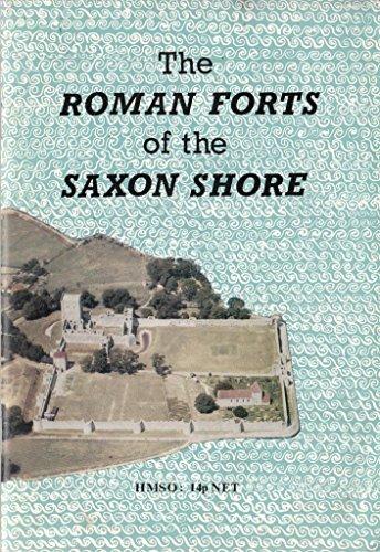 9780116700513: Roman Forts of the Saxon Shore