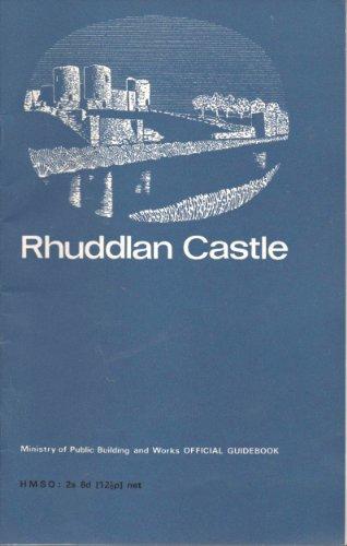 9780116700520: RHUDDLAN CASTLE; FLINTSHIRE.