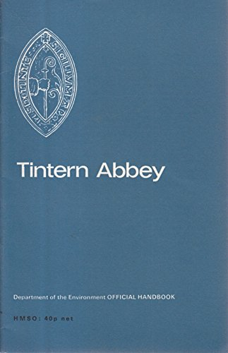 9780116700735: Tintern Abbey, Gwent = Abaty Tyndyrn, Gwent (Department of the Environment official handbook)