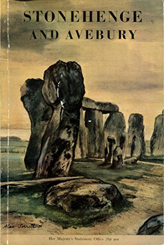9780116700759: Stonehenge and Avebury and Neighbouring Monuments: An Illustrated Guide