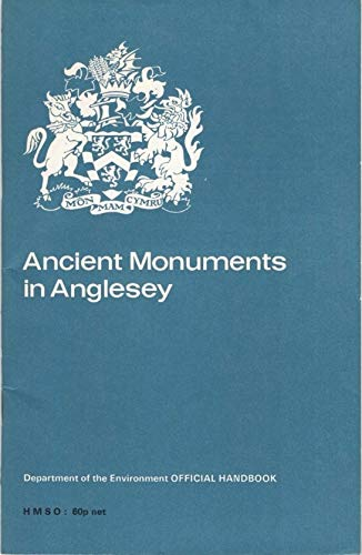 9780116701442: ANCIENT MONUMENTS IN ANGLESEY