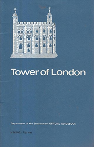 9780116703101: THE TOWER OF LONDON.