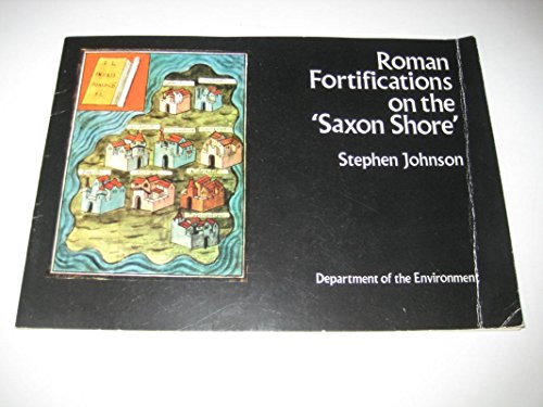 9780116703408: Roman Fortifications on the 'Saxon Shore'