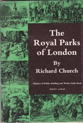 9780116704412: The Royal Parks of London
