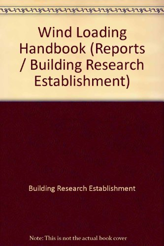 9780116705297: Wind Loading Handbook (Building Research Establishment report)