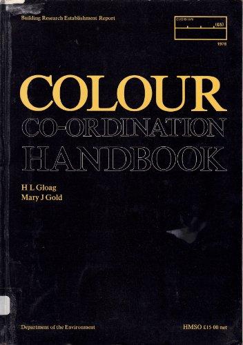 9780116705501: Colour Coordination Handbook (Building Research Establishment report)
