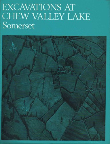 9780116705600: Excavations at Chew Valley Lake, Somerset (Archaeological Reports)