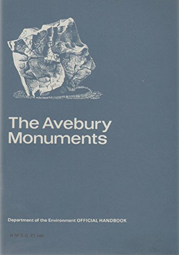 9780116707833: The Avebury monuments, Wiltshire (Ancient monuments and historic buildings)