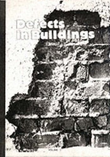 9780116715258: Defects in Buildings
