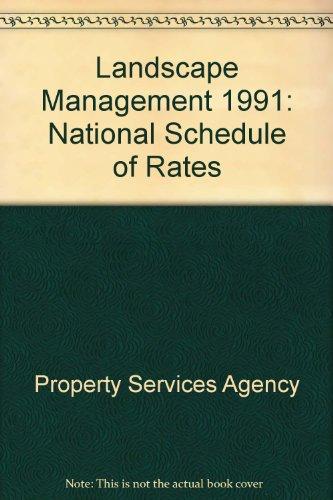 9780116715494: Landscape Management, 1991