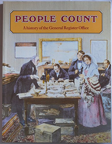 9780116911834: People Count: A History of the General Register Office