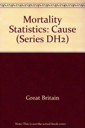 9780116913630: Mortality Statistics: Cause (Series DH2)