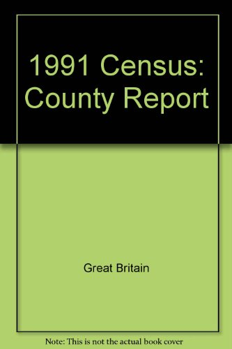9780116914651: 1991 Census: County Report