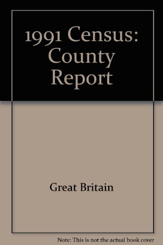 9780116914699: 1991 Census: County Report