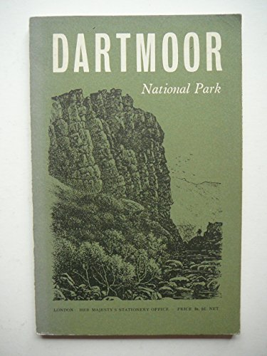 9780117004788: Dartmoor (National Parks Guides)