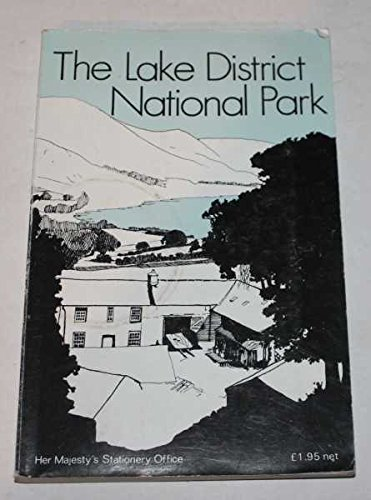 9780117004825: The Lake District National Park