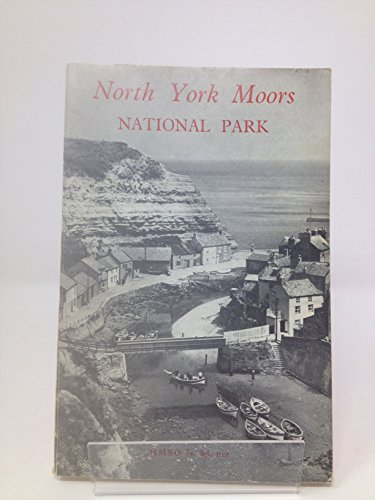 9780117004856: North York Moors (National Parks Guides)