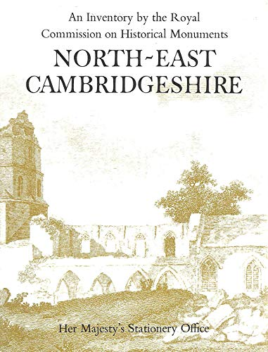 9780117005525: Inventory of the Historical Monuments in the County of Cambridge: North-east v. 2