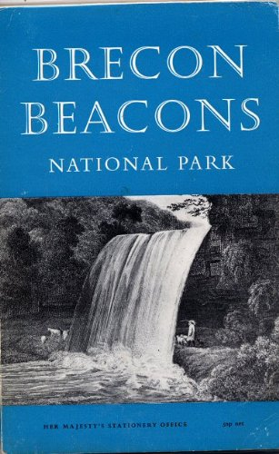 9780117005877: Brecon Beacons (National Parks Guides)