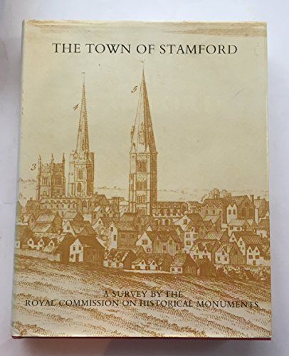 9780117007123: Inventory of the Historical Monuments in the Town of Stamford