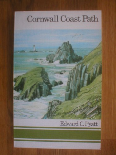 9780117007406: Cornwall Coast Path (Long Distance Footpath Guides)